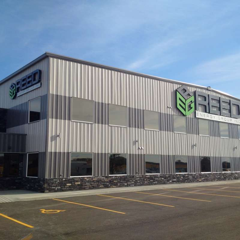 Paramount Builders & Design offer complete construction services of metal buildings in Grande Prairie.